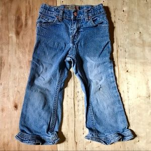 🔴 Children's place toddler girls jeans-24mo